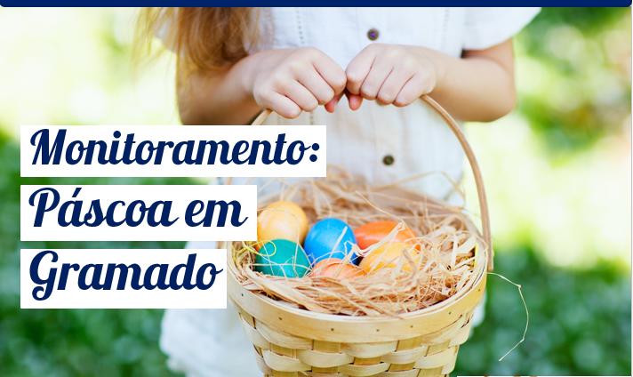 A Páscoa em Gramado no Instagram