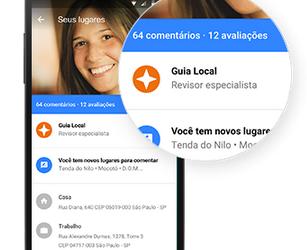 Google Local Guide agora no Brasil